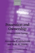 Cover for Possession and Ownership
