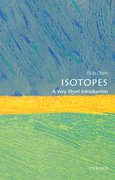 Cover for Isotopes: A Very Short Introduction