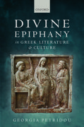 Cover for Divine Epiphany in Greek Literature and Culture