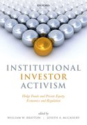 Cover for Institutional Investor Activism