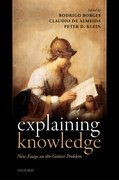 Cover for Explaining Knowledge