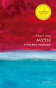 Cover for Myth: A Very Short Introduction