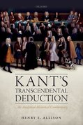 Cover for Kant