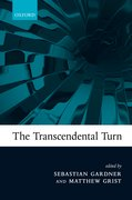 Cover for The Transcendental Turn