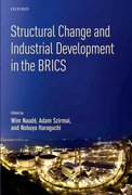 Cover for Structural Change and Industrial Development in the BRICS
