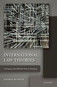 Cover for International Law Theories