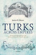 Cover for Turks Across Empires