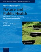 Cover for Oxford Textbook of Nature and Public Health