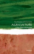 Cover for Agriculture: A Very Short Introduction