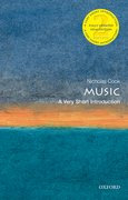 Cover for Music: A Very Short Introduction