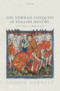 Cover for The Norman Conquest in English History