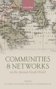 Cover for Communities and Networks in the Ancient Greek World