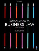 Cover for Introduction to Business Law