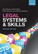 Cover for Legal Systems & Skills