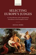Cover for Selecting Europe