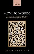 Cover for Moving Words