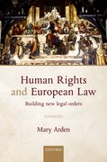 Cover for Human Rights and European Law