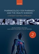 Cover for Pharmacology for Pharmacy and the Health Sciences