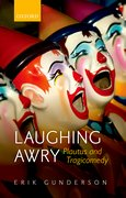 Cover for Laughing Awry