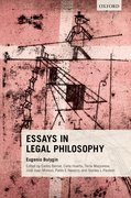 Cover for Essays in Legal Philosophy