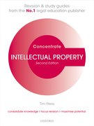 Press: Intellectual Property Law Concentrate 2e