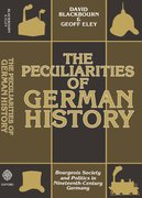 Cover for The Peculiarities of German History