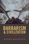 Cover for Barbarism and Civilization