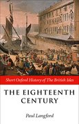 Cover for The Eighteenth Century 1688-1815