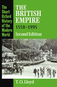 Cover for The British Empire 1558-1995
