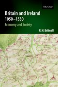 Cover for Britain and Ireland 1050-1530