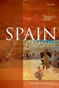 Cover for Spain, 1833-2002