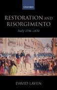 Cover for Restoration and Risorgimento