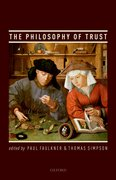 Cover for The Philosophy of Trust