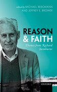 Cover for Reason and Faith