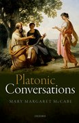 Cover for Platonic Conversations