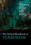 Cover for The Oxford Handbook of Terrorism