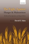 Cover for The Fight Against Hunger and Malnutrition