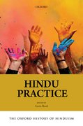 Cover for The Oxford History of Hinduism: Hindu Practice