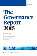 Cover for The Governance Report 2015