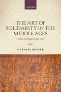 Cover for The Art of Solidarity in the Middle Ages