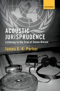 Cover for Acoustic Jurisprudence