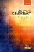 Cover for Party and Democracy