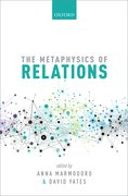 Cover for The Metaphysics of Relations