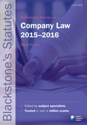 French: Company Law 2015-2016