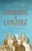 Cover for Guardians of Language