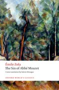 Cover for The Sin of Abbe Mouret - 9780198736639