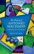 Cover for The Poetry of Antonio Machado