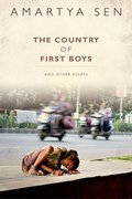 Cover for The Country of First Boys