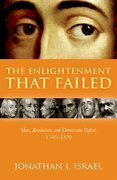 Cover for The Enlightenment that Failed