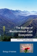 Cover for The Biology of Mediterranean-Type Ecosystems